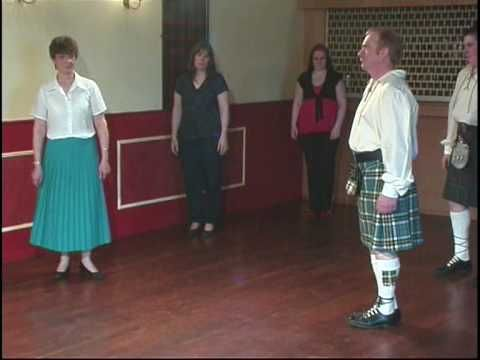 dashing white sergeant dance instructions