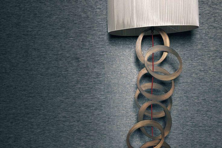 Metallic-effect thread