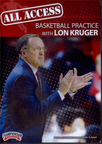 (Rental)-All Access Basketball Lon Kruger