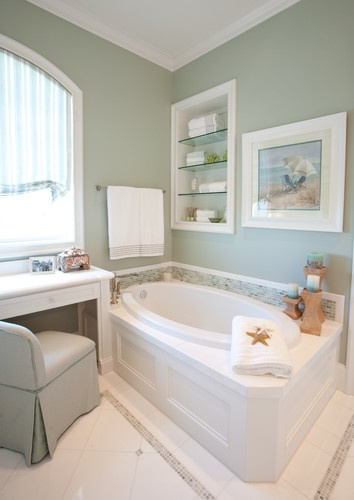 1000 images about nautical bathroom on pinterest for Sea green bathroom accessories