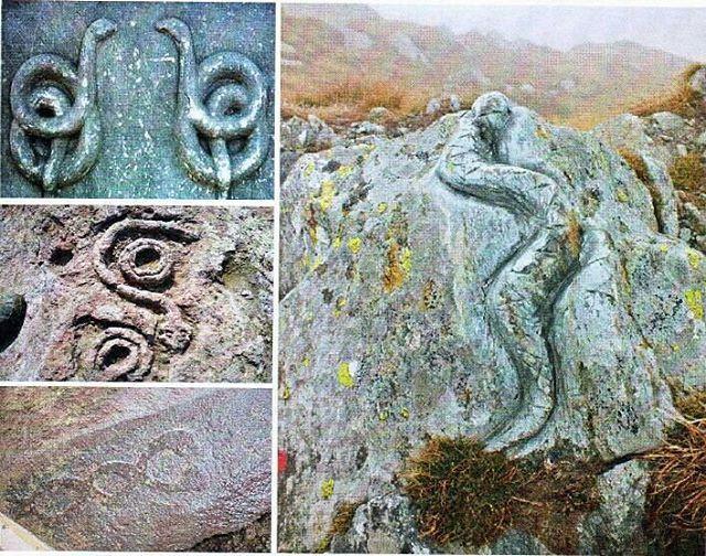 علائم باستاني @جوغن #مار #تله #تونل #باستان #باستاني #ganj #iran #ir #تله #گنج #گنج_ايراني #iran #irganj @irganj