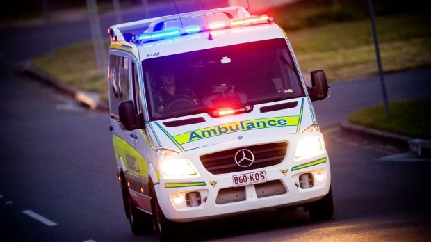 A 17-year-old man has died in a single vehicle accident.
