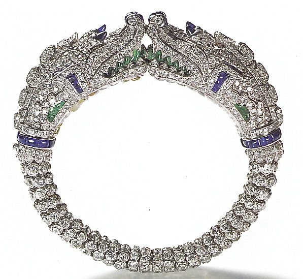 Cartier 1929 Dragon Bracelet Baubles Bangles And Beads