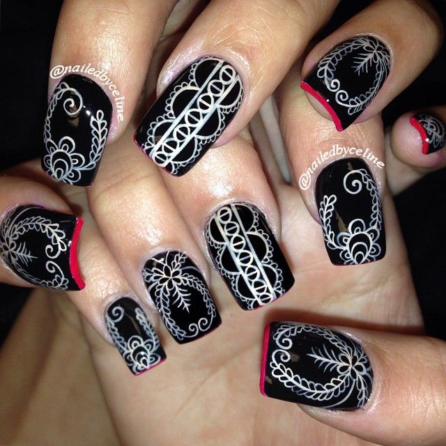 nailedbyceline #nail #nails #nailart