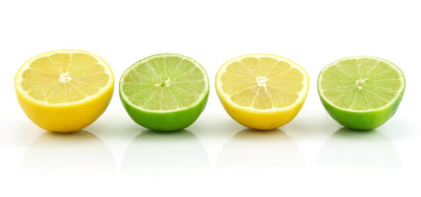 LillyPad Connections: Luscious Lemon and Lime