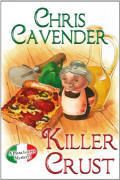 Killer Crust by Chris Cavender (aka Elizabeth Bright, Melissa Glazer, Casey Mayes, & Tim Myers) #MichelleJohnson...for pizza lovers..everytime you read one you are going to want to have a pizza nearby :)