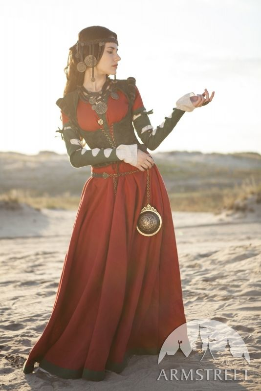 """Spherical leather and brass bag """"The Alchemist's daughter"""""""