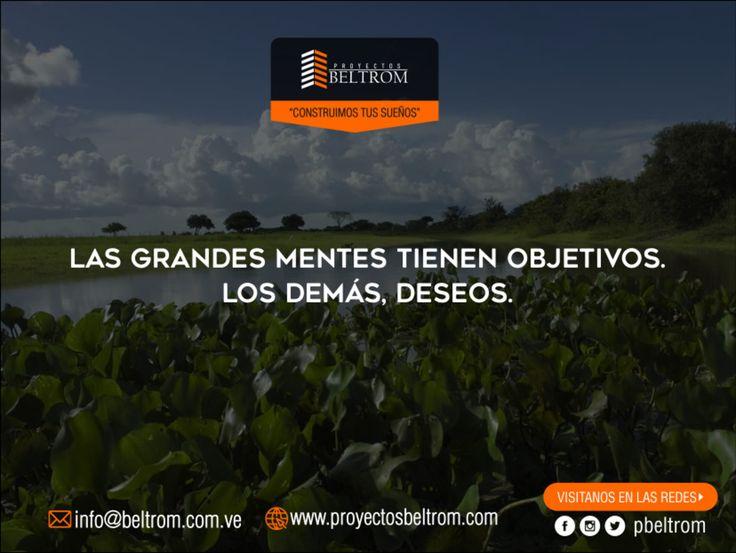 """#Frase de #Dia  Ingresa en: http://ift.tt/2pcw9de """"Las grandes mentes tienen objetivos. Los demás deseos""""  #contuccion #casa #house #home #hogar #nuevaesparta #vlencia #ventas #nuevo #familia #inversion #hoy #sabiasque #venezuela #panama #miami #moderno #construction #civilengineering #today #ingenierocivil #ingeniero #engineer #engineering #civil #work #construcaocivil @nahaweb"""