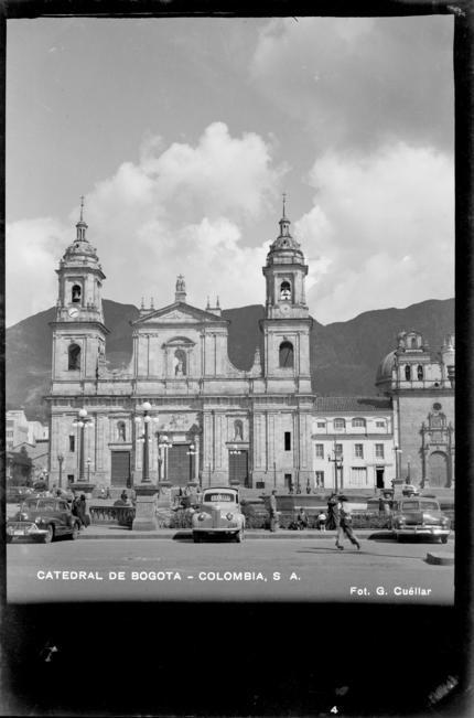 Catedral de Bogotá (Colombia) | banrepcultural.org