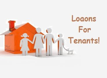 If you are a tenant you will struggle to avail money through loans but with loans for tenants with bad credit, you can avail money without facing tough applying procedures.