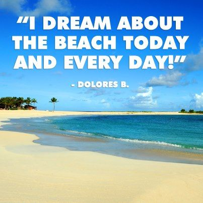 Relax on this beach. #vacation #quotes