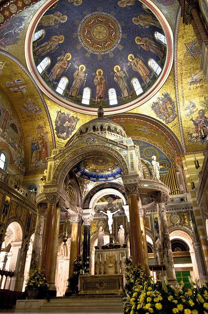 Cathedral Basilica of St Louis Missouri