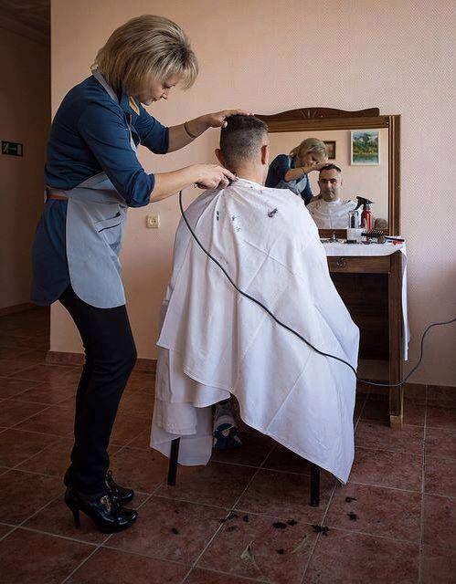 Haircut Fetish News 58