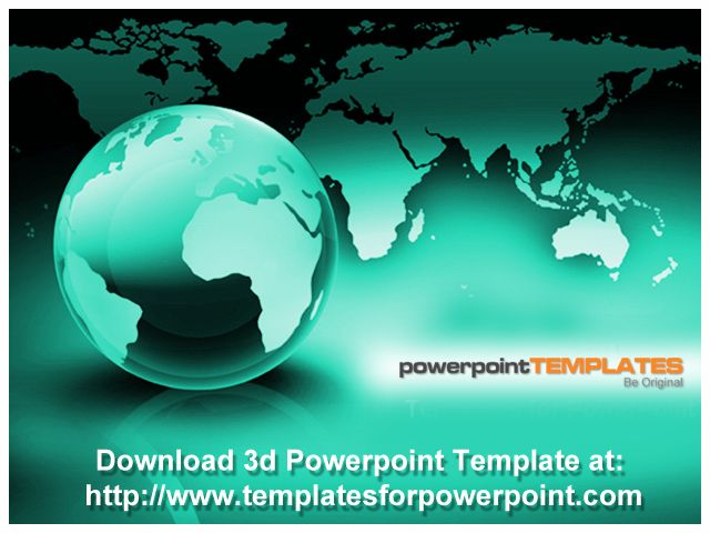 Best D Animated Power Point Templates Images On