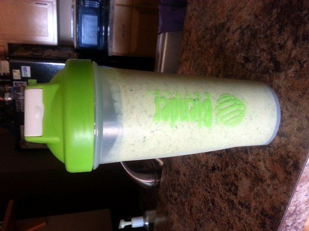 Healthy meal replacement shake