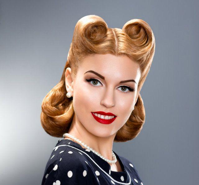 8 awesome retro hair tutorial videos