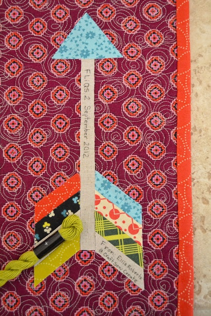 another fun quilt label by Craft Sew Create