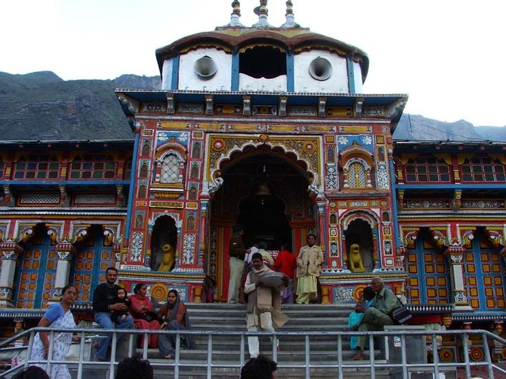 29 best maa ganga shrishti images on pinterest goddesses badrinath temple fandeluxe Images