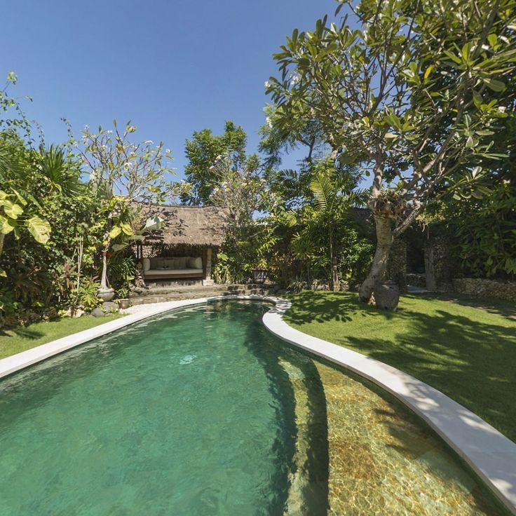 Villa 7 pool at Villa Kubu, Seminyak, Bali