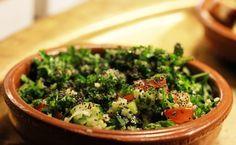 Tabouleh recept restaurant nomads