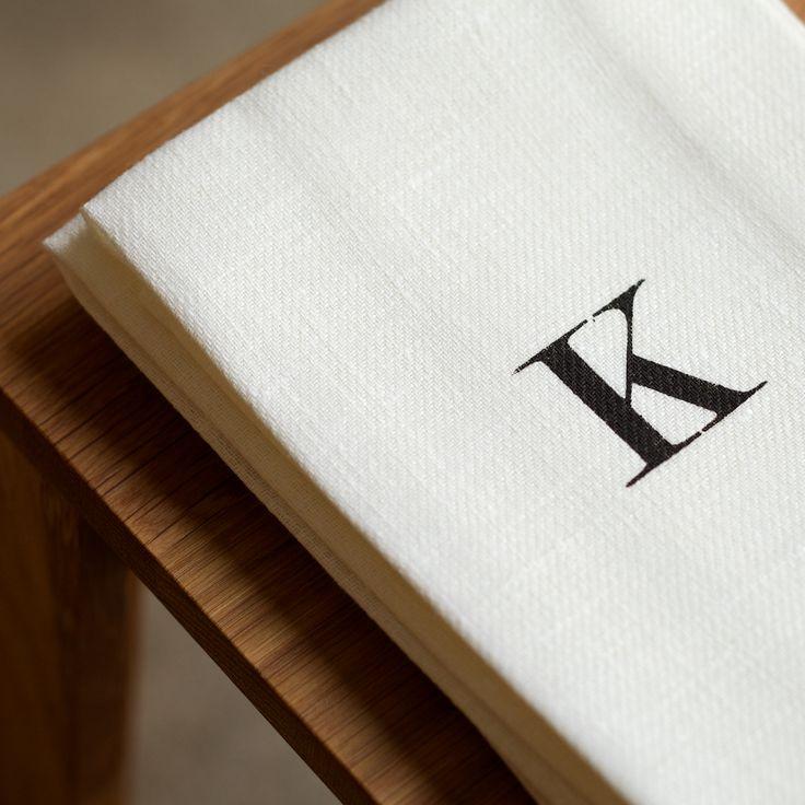 Lokal kitchen towel 100% linen