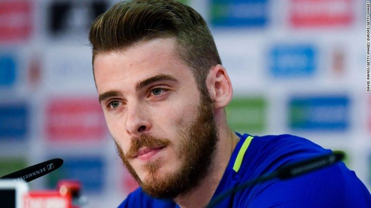 """David de Gea : a sex party with prostitutes for two fellow footballers   Spanish soccer star David de Gea has denied allegations that he organized a sex party with prostitutes for two fellow footballers in 2012.  De Gea who is with Spain's national team in France for the Euro 2016 tournament told reporters Friday that the claims were """"a lie and utterly false.""""  """"I am the first to be shocked by the news. I want to deny any allegations"""" the goalkeeper said.  """"They can publish whatever they…"""