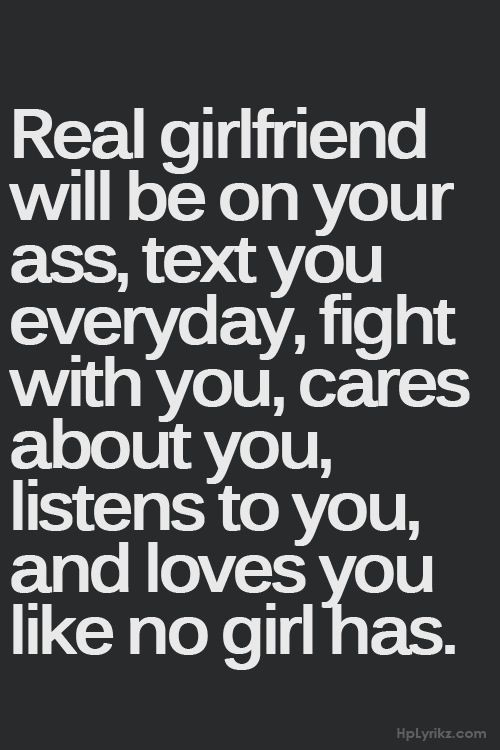 A Quote For My Girlfriend,Quote.Quotes Of The Day