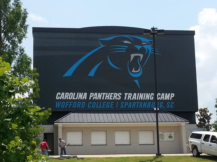 Carolina Panthers Training Camp. IT'S ALMOST TIME!!!!!!