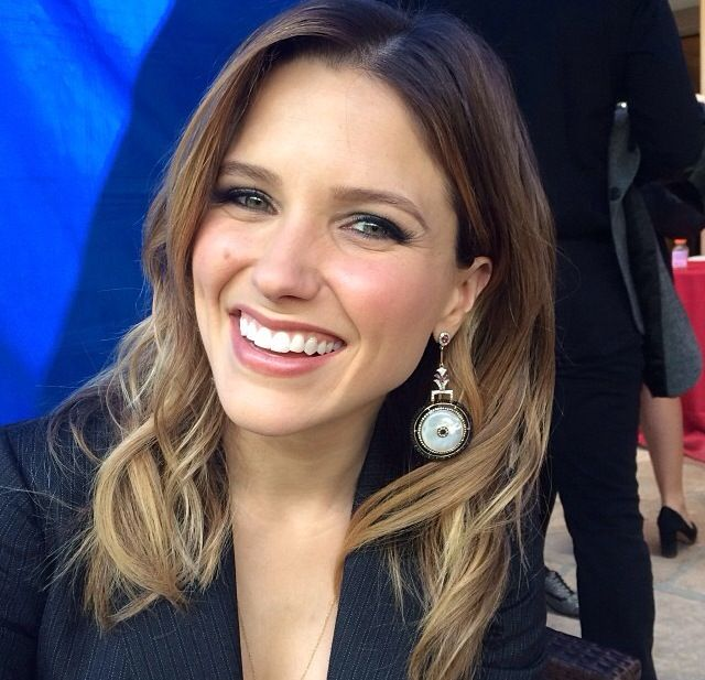 Sophia Bush - hairstyle and color.  It's time for a change