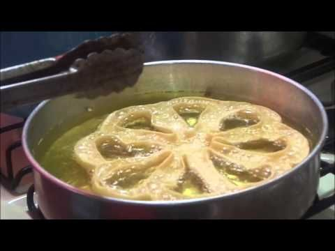 Receta de buñuelos de viento - Recetas navideñas - La receta de la abuelita - YouTube