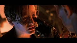 terminator 2 - 'I know now why you cry'.