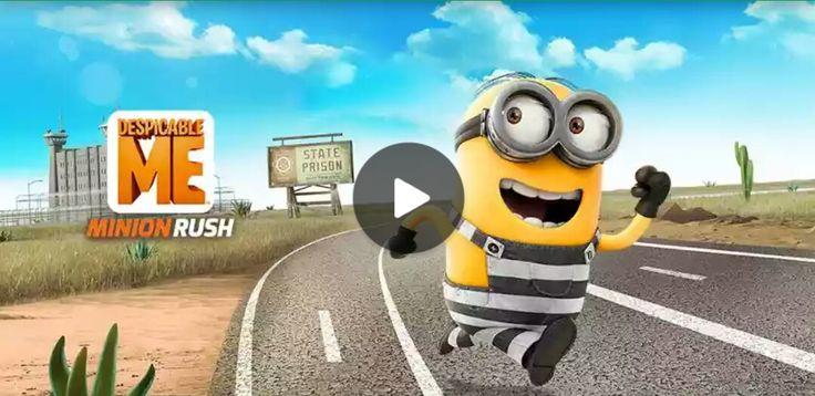 Minion Rush: Despicable Me Official v5.0.1b Mod Apk, Casual Game Minion Rush, Minion Rush Mod Apk Version