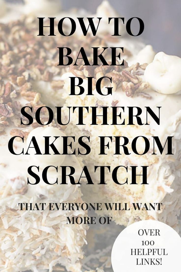 Bleeding Armadillo Cake not included! Every tip and trick a new or established baker needs to make amazing southern cakes. Never be afraid to bake again! via @contessa_cooks