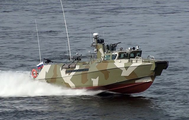 The Russian Defense Ministry and Pella Shipyard have signed a contract for over 10 Project 03160 Raptor-class patrol boats before 2018, according to the Gazeta.ru online news agency. Under the contract, the fast boats are to be delivered before year-end 2018. In addition, the manufacturer will build Project 16609 special harbor tugboats for the Russian Navy.