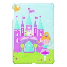 Little princess cover for the iPad mini