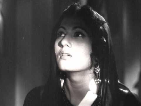 Sari Raat Tera Takni Aa Raah Pushpa Hans Film Chaman (1948) Music Vinod.. - YouTube