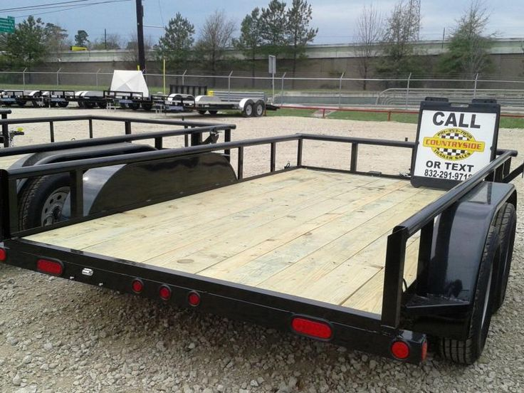 2017 Load Trail 12 x 77 trailer utility tandem axle Utility Trailer | Countryside Trailer Sales -Trailers For Sale Trailers for Rent Trailer Repair service Storage Facility Trailer Dealer Spring Texas Dealer Flatbed, Gooseneck, Utility, Dump, Cargo, and Specialty