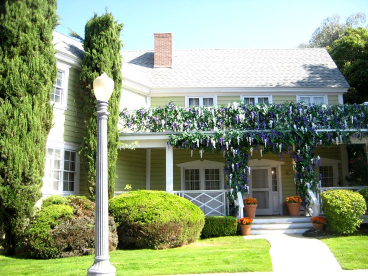 Betterdecoratingbible: A Peek Into The Desperate Housewives Set