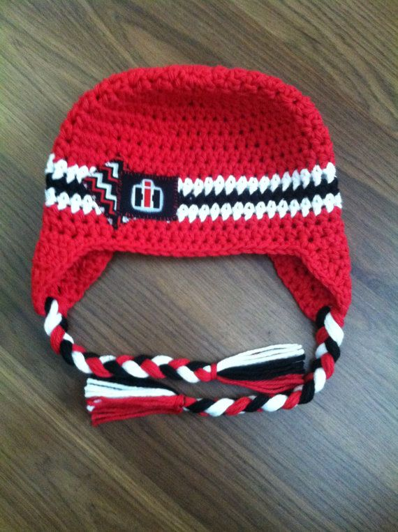 Crochet International Harvester Baby Hat by gammyshouse on Etsy, $20.00