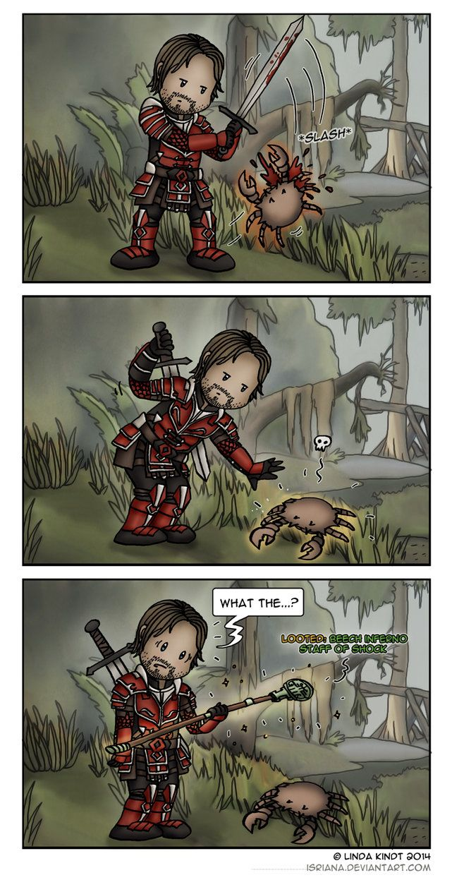 TESO: Improbable Loot by Isriana on DeviantArt