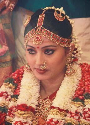 TeluguMovieClub: Sneha Prasanna wedding pics