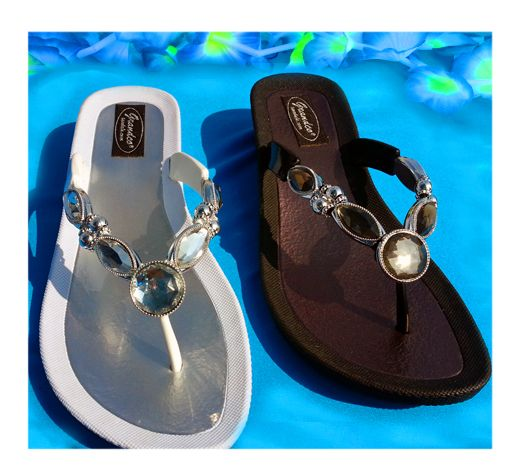 """""""Luv your Sandals"""" has the perfect answer to you wedding shoes! Why spend extravagant amounts of money on your wedding shoes only to take them off later in the night because of aching feet?? 