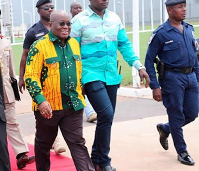 Welcome to Emmanuel Donkor's Blog            www.Donkorsblog.com: Akufo-Addo receives rousing welcome from Ghanaian ...