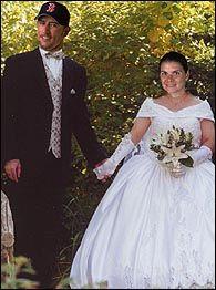 Mia Hamm Family | now pronounce you Mr. & Mrs. Curse of the Bambino.