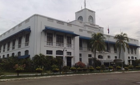 Malacanan de Sugbu  -translated as Malacanan Palace of the South or Cebu.  A residence of the President of the Philippines whenever there is an official visit.