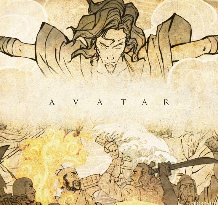 The Legend of Korra: Avatar Wan