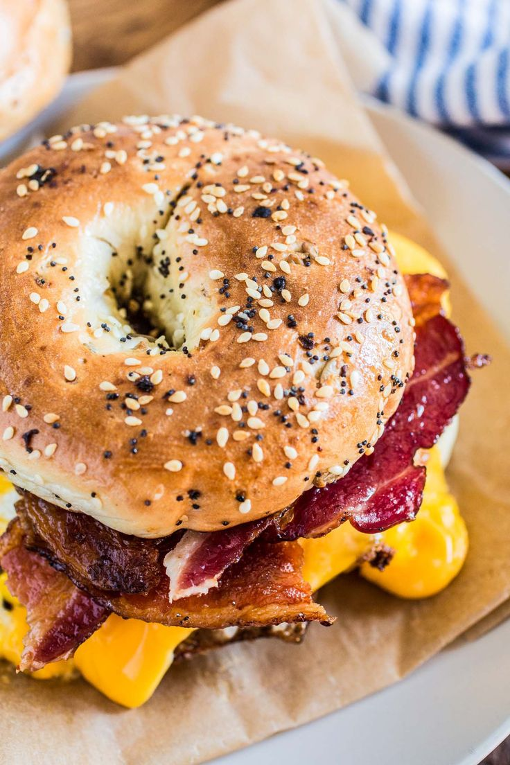 New York Bagel Cafe And Deli Nutrition
