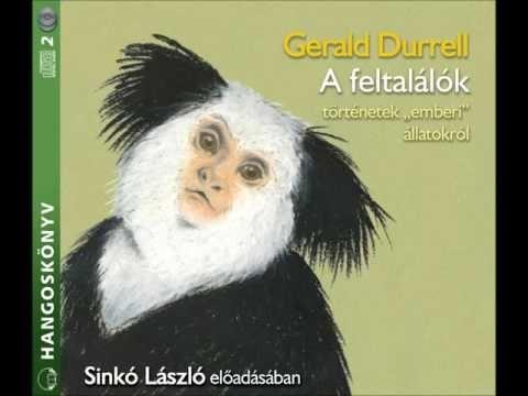 Gerald Durrell: A feltalálók - hangoskönyv