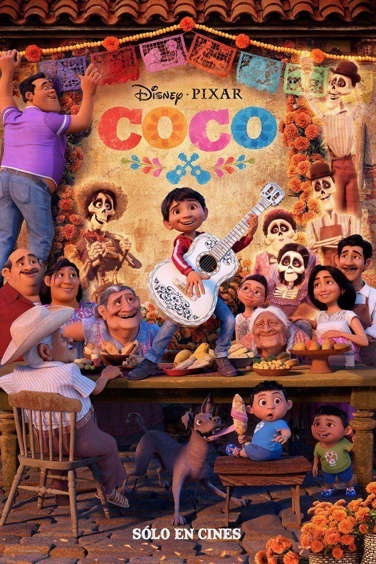 Ver Hd Pelicula Coco 2017 Online Español Latino Hd 1080p Peliculas Infantiles En Español Coco Pelicula Películas De Pixar