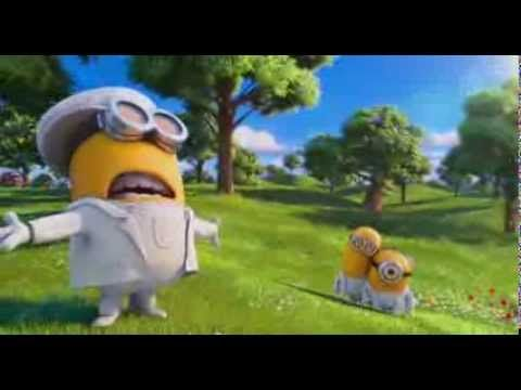 Minions song   I Swear  Despicable Me 2 click to watch video.